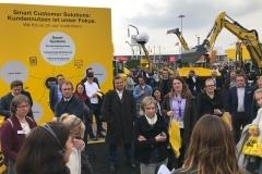 Messerundgang bauma - Messe München