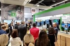 Messerundgang SPS IPC Drives 28.11.2018 – Messe Nürnberg
