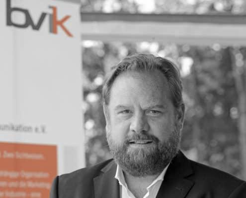 bvik-Vorstand Jens Fleischer