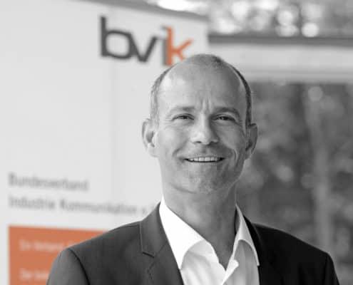 bvik-Vorstand Rainer Pfeil