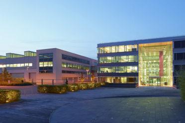 Getrag Untergruppenbach Firmengebäude