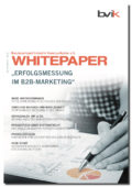 "bvik Whitepaper ""Erfolgsmessung im B2B-Marketing"""