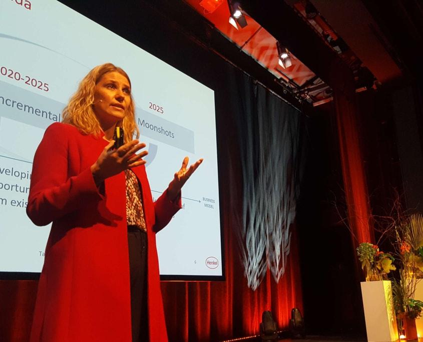 Dr. Salima Douven –Referentin TIK 2018