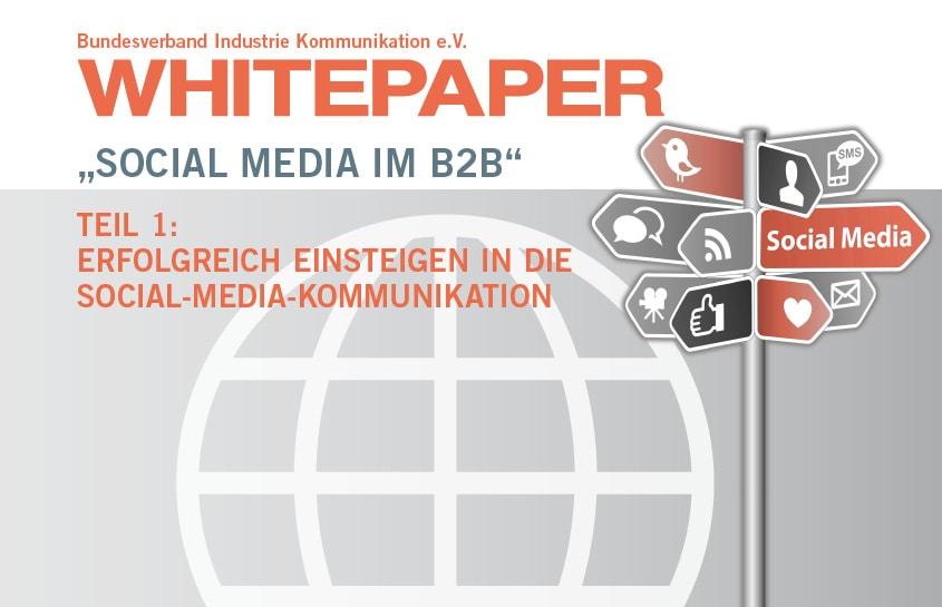 Social Media im B2B: 6 Schritte zur erfolgreichen Content-Strategie ...