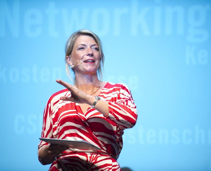 Denise Maurer, Moderatorin