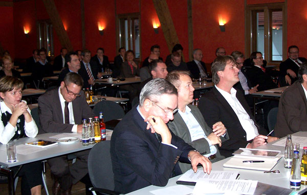 Gründungssitzung des bvik in 2010