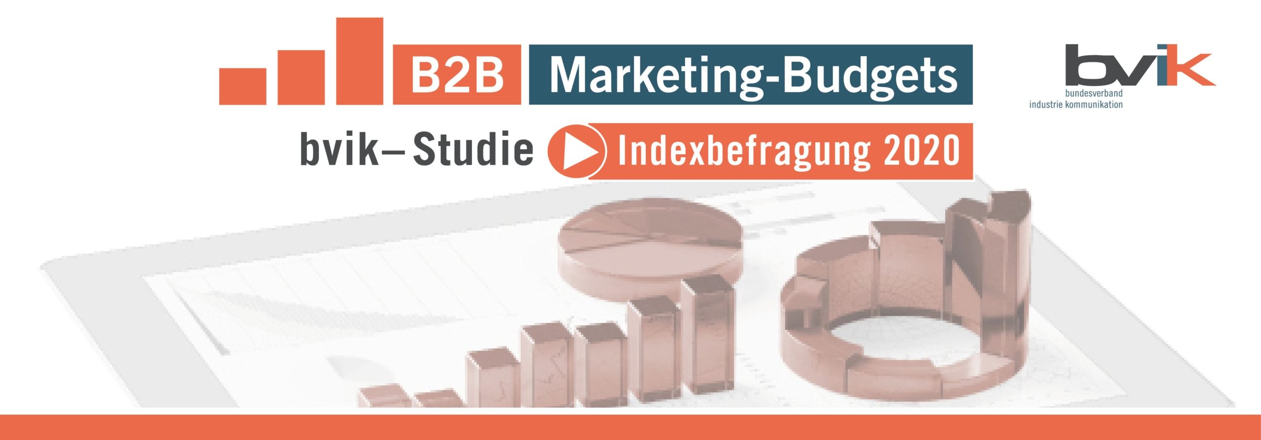 B2B-Marketing-Budgets - Studie 2020