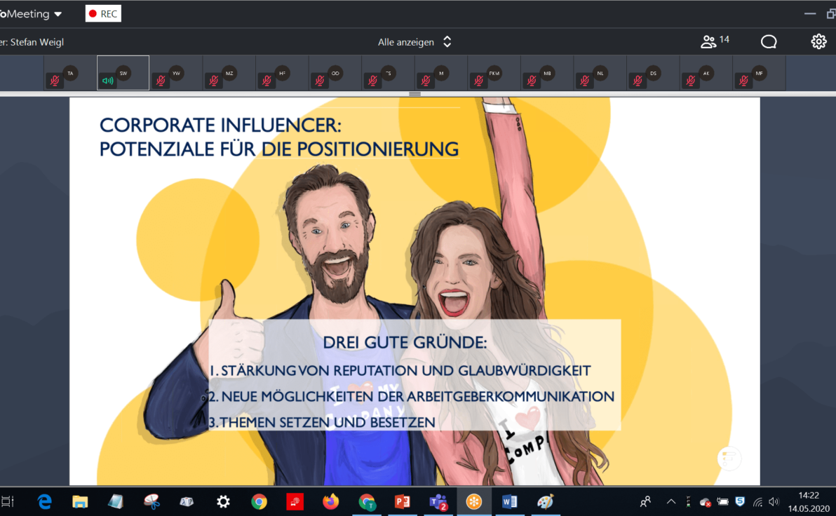 Influencer Marketing Webinar