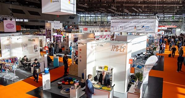 Gemeinschaftsstand junge innovative Unternehmen - Made in Germany / Spielwarenmesse 2020